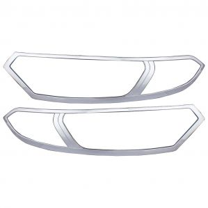 HEAD LAMP MOULDINGS FOR FORD ECOSPORT (SET OF 2PCS)