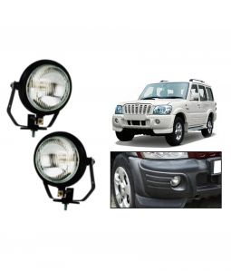 FOG LAMP FOR MAHINDRA SCORPIO TYPE I (SET OF 2PCS)