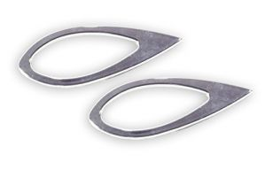 SIDE LAMP RIMS FOR TATA NANO (SET OF 2PCS)