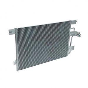 Ac Condenser For Tata Indica Vista Quadrajet Behr Type