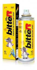 bitteR - Powerful Rat Repellent Spray