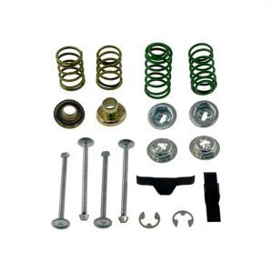 Brake Shoe Hold & Pin Kit For Chevrolet Tavera