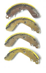 Brake Shoe For Tata Manza Petrol (Set Of 4Pcs)