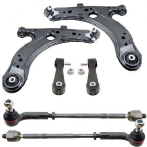 Complete Suspension Kit- 6Pcs (2Tre+2Re+2Bj) Hyundai Santro