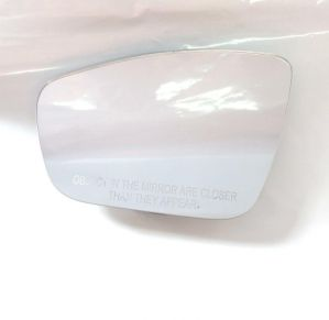 Convex Sub Mirror Plate For Volkswagen Polo Type 2 Left Side