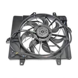 Cooling Fan Assembly For Maruti Alto 2007 - 2010 Model