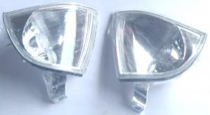 Corner Parking Light Assembly For Skoda Octavia Set of 2PCS