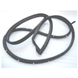 Door Rubber For Hyundai Accent Viva (Set Of 4Pcs)
