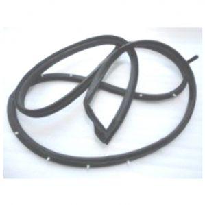 Door Rubber For Toyota Innova Crysta (Set Of 4Pcs)