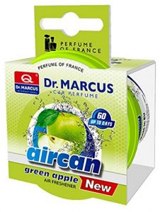 DR.MARCUS AIRCAN GREEN APPLE ORGANIC CAR AIR FRESHNER (40 g)