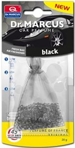 DR.MARCUS FRESH BAG AIR FRESHNER (Black)