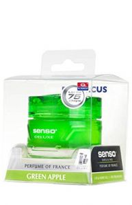 DR.MARCUS SENSO DELUXE GREEN APPLE DREAM GEL PERFUME FOR CAR (50 ml)