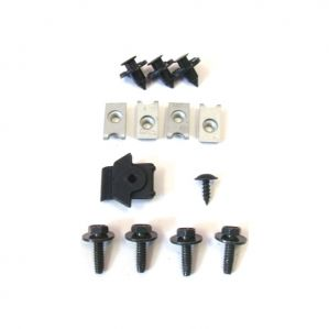 Fender Linning Kit For Renault Pulse