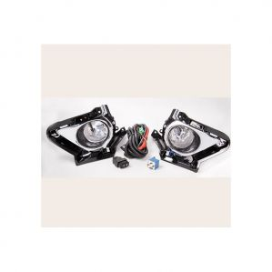 Fog Light Lamp Assembly For Toyota Innova Crysta With Wiring Kit
