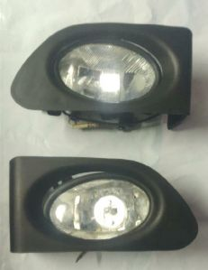 Fog Lamp Assembly For Honda City Type 3(2004-2005 Model) (Set Of 2Pcs)
