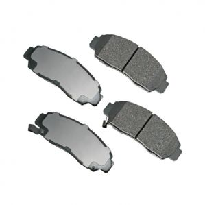 Front Brake Pad For Toyota Innova Crysta Type 4 (Set Of 4Pcs)