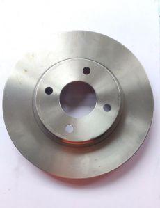 Front Brake Disc Rotor For Nissan Micra (Set Of 2Pcs)