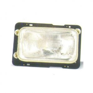 Head Light Lamp Assembly For Tata Sierra Left