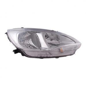 Head Light Lamp Assembly For Tata Zest Right