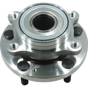 Front Wheel Bearing With Hub For Skoda Rapid Abs