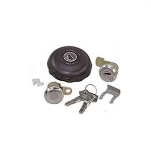 Lock Set For Mahindra 540 3Pcs Kit
