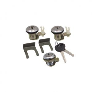 Lock Set For Mahindra Bolero Pickup 3Pcs Kit