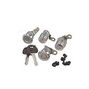 Lock Set For Maruti 1000Cc 4Pcs Kit