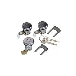 Lock Set For Maruti Car New Model 3Pcs Kit
