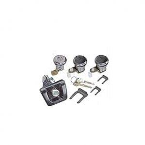 Lock Set For Maruti Car Type 2 4Pcs Kit