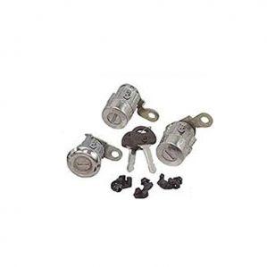 Lock Set For Maruti Esteem 3Pcs Kit