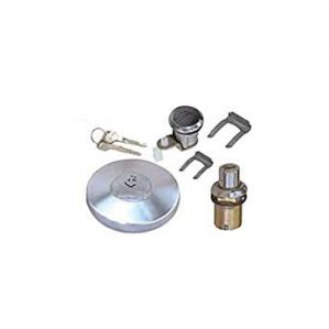 Lock Set For Maruti Van Type 1 3Pcs Kit