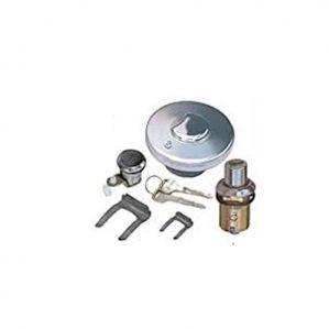 Lock Set For Maruti Van Type 2 3Pcs Kit