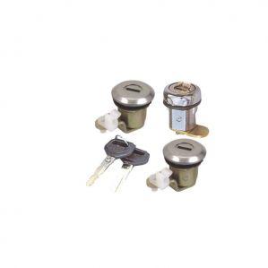 Lock Set For Tata Sumo 3Pcs Kit