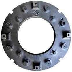 Luk Back Plate For Tata 1613 4 Lug 330 - 4340420100