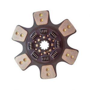 "Luk Withdrawl Plate For 14"" Withdrawl Plate 4 Lug - 4341030100"