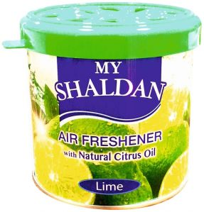 MY SHALDAN LIME CAR AIR FRESHNER (80 g)