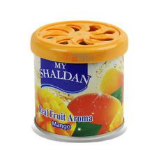 MY SHALDAN MANGO CAR AIR FRESHNER (80 g)