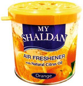 MY SHALDAN ORANGE CAR AIR FRESHNER (80 g)