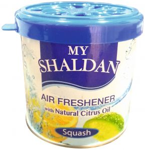 MY SHALDAN SQUASH CAR AIR FRESHNER (80 g)