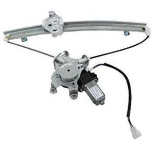 Power Window Winder Regulator Machine/Lifter With Motor For Ford Fiesta Front Right Metal Slider
