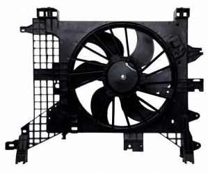 Radiator Cooling Fan / Motor Fan For Renault Duster 1.5L Diesel 104 Hp