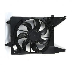 Radiator Fan Assembly For Mahindra Logan Diesel