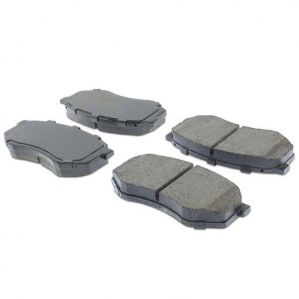 Rear Brake Pads For Jaguar Style Xf
