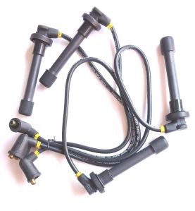 SPARK PLUG WIRE/IGNITION CABLE FOR HONDA CITY EXI/VXI  (SET)