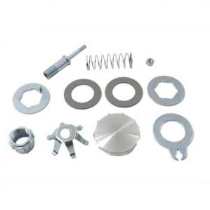 Steering Damper Kit For Maruti Wagon R Aluminium Nut