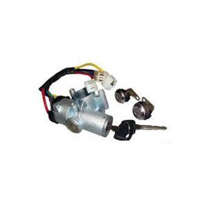 Steering Lock For Swaraj Mazda 5 Wire 3Pcs Kit