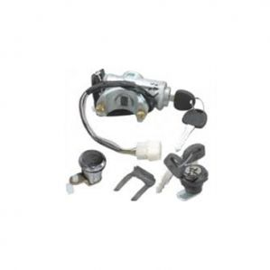 Steering Lock With Ignition For Tata Ace 3Pcs Kit