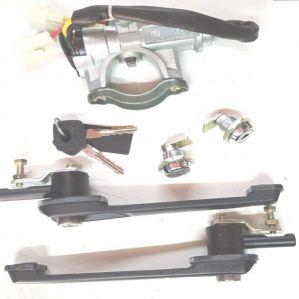 Steering Lock For Tata 407 Kit