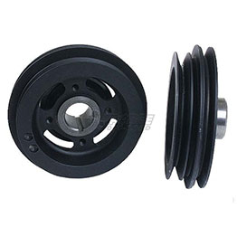 Car Crank Pulleys