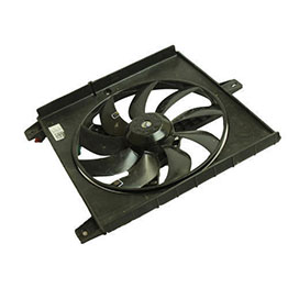 Car Radiator Fan Assemblies
